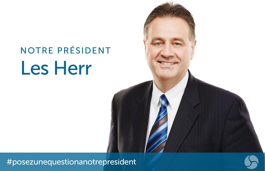 Notre Président - Les Herr