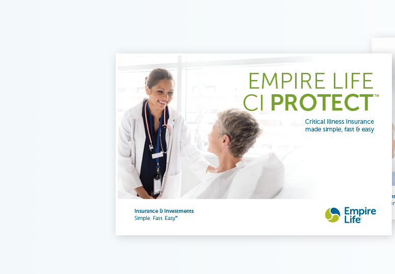 Empire Life CI Protect Consumer Brochure