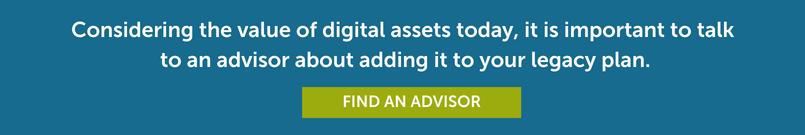 Find an advisor