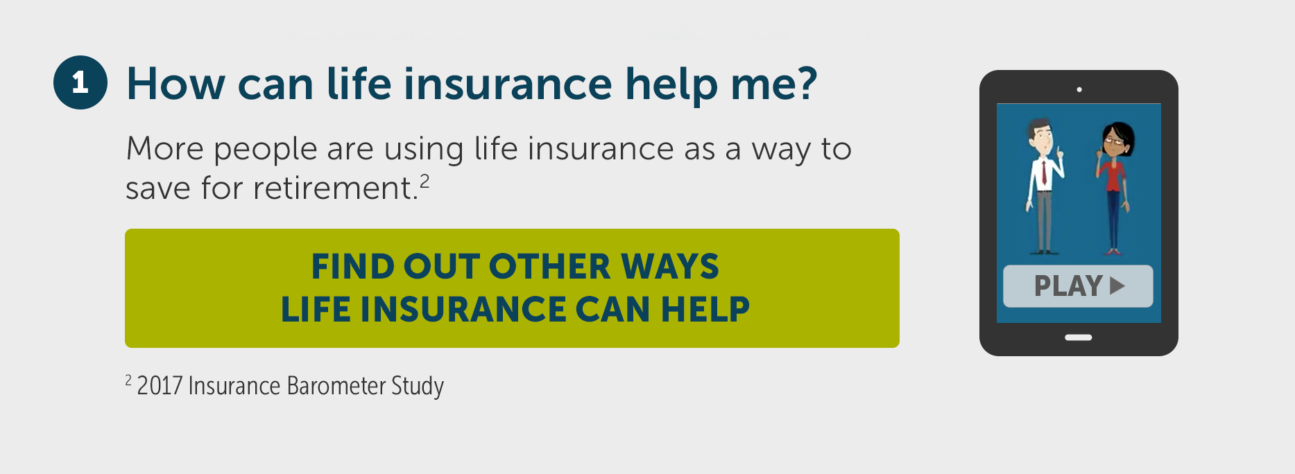 How can life insurnace help me?