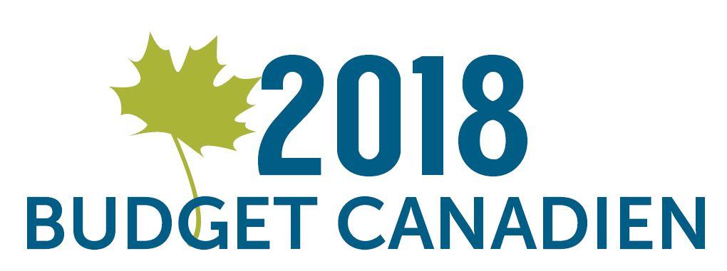 2018 Budget Canadien