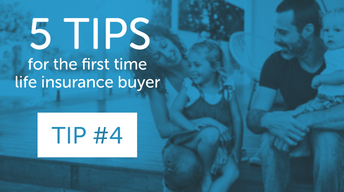Tip of the week #4: Figure out what's the best type of life insurance for you