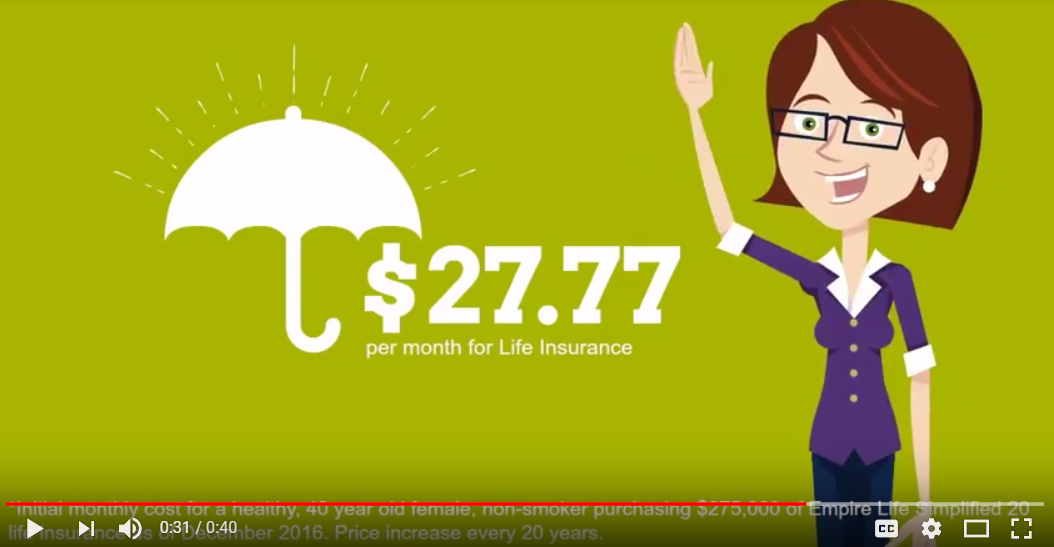 Life insurance is more affordable than you think