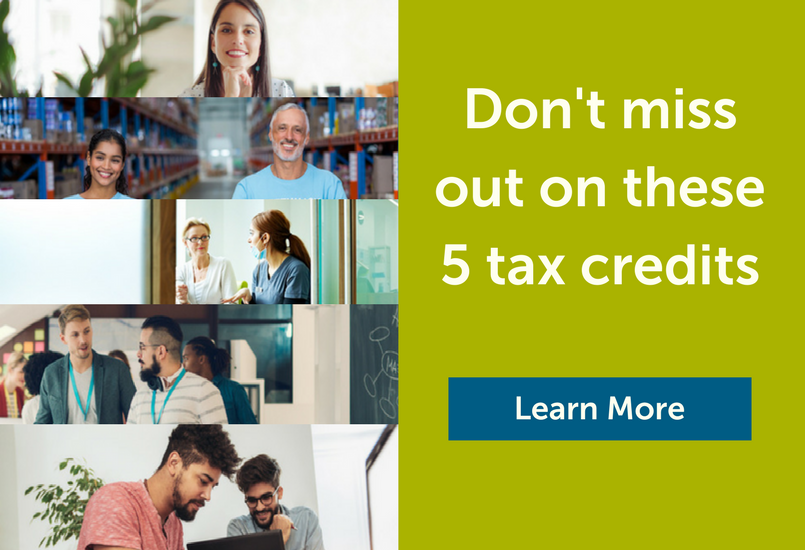 Don't miss out on these 5 tax credits